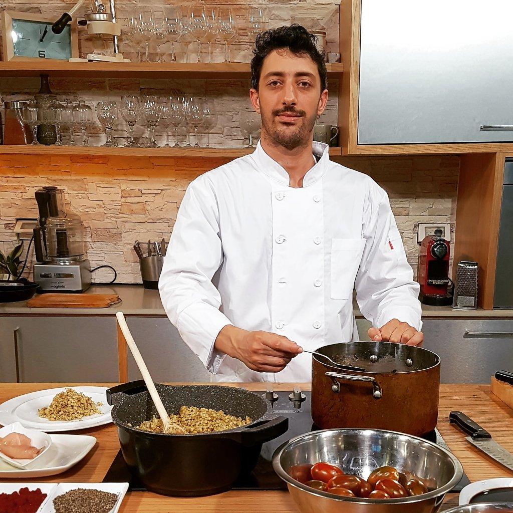 סדנאות בישול שף פרטי מאור נתן