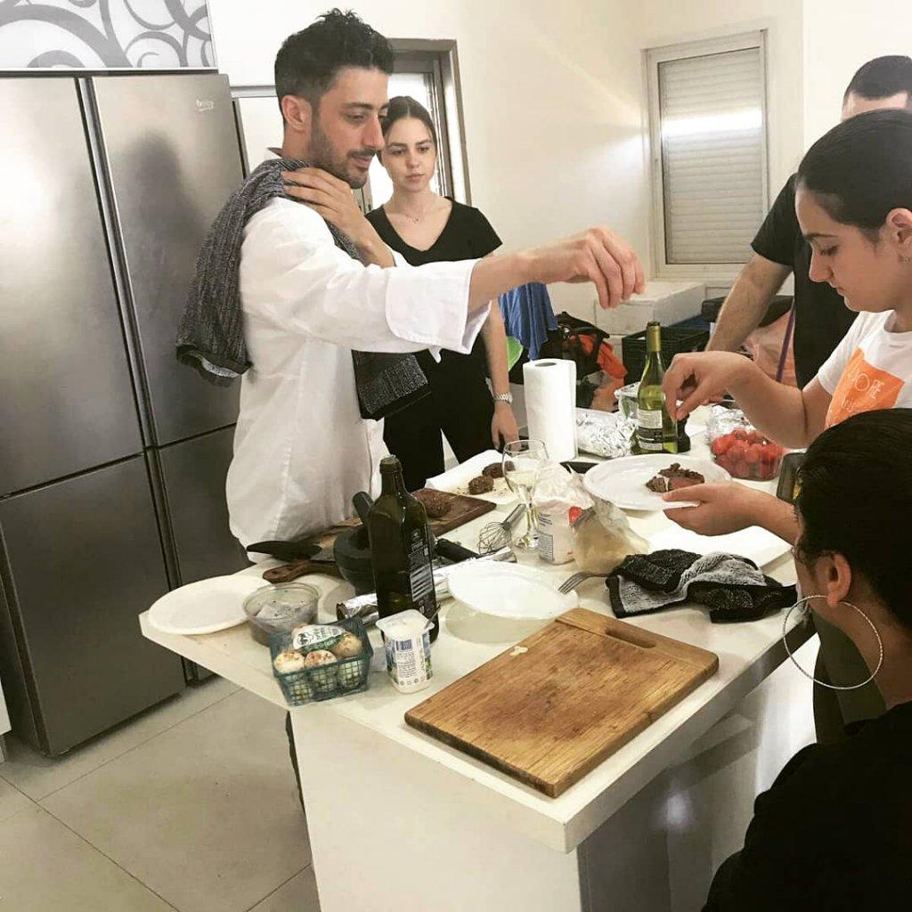 סדנאות בישול עם השף מאור נתן