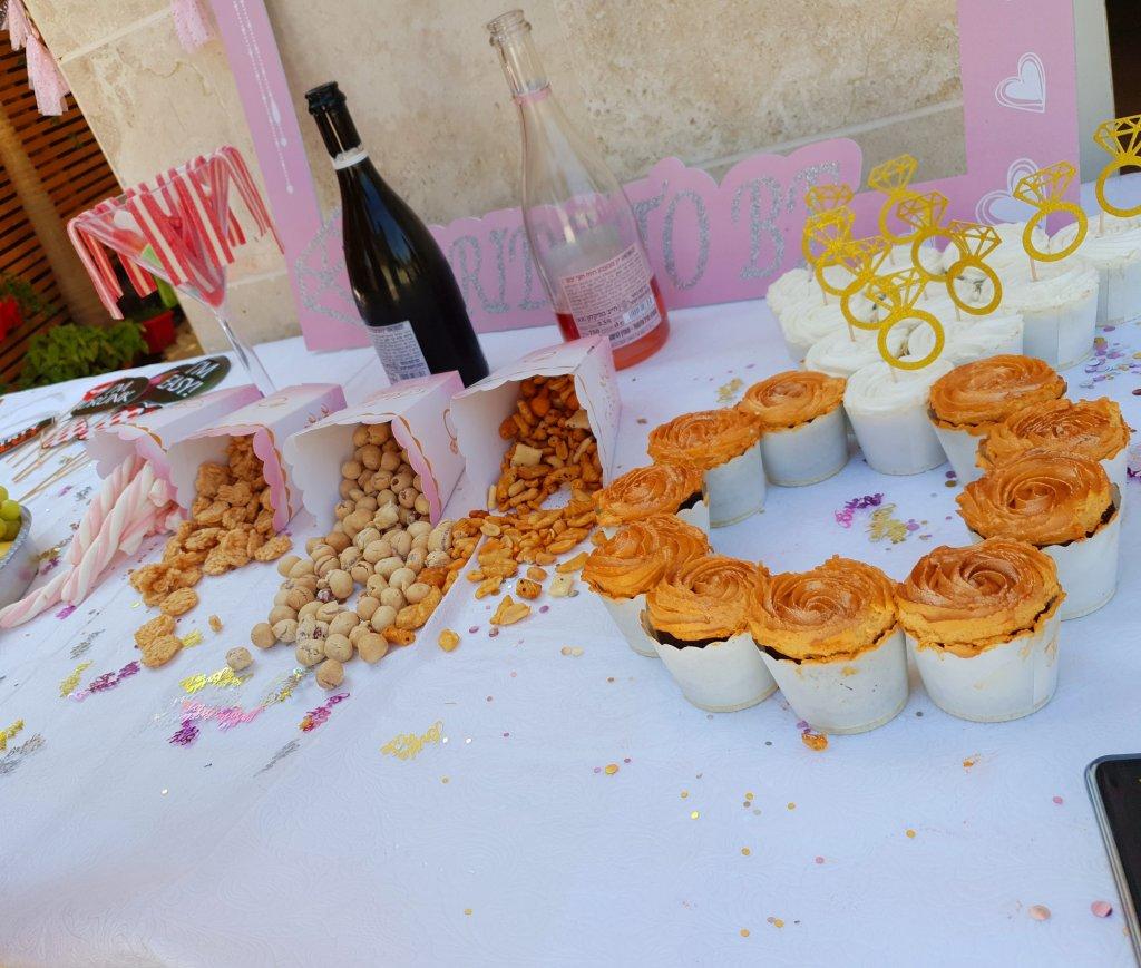 תפריט שף למסיבת רווקות מאור נתן